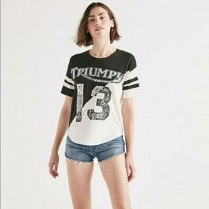 Lucky Brand Triumph T-shirt NWT